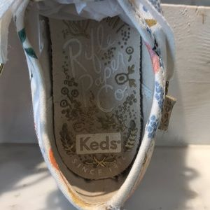 Keds Shoes - Keds Rifle Paper Co. Champion Floral Sneaker 7.5